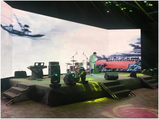 天府少城•新年音乐会在少城视井文创产业园成功举行